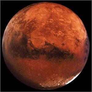 Марс астрологическое влияние общая информация