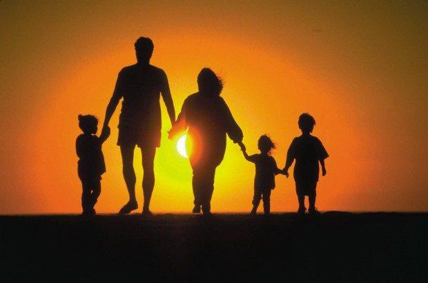 успешная семья