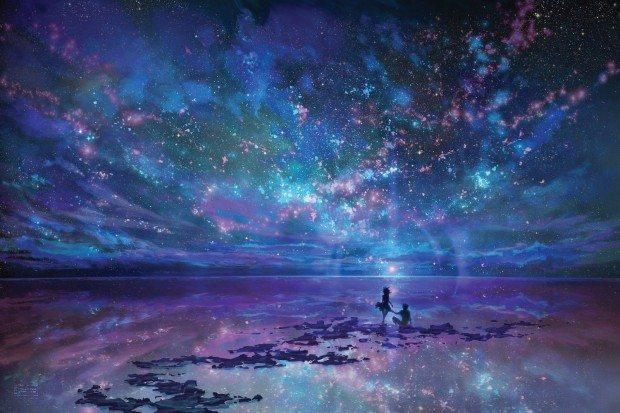 бесконечность пространство