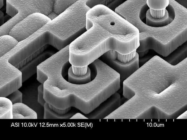 микроэлектромеханика