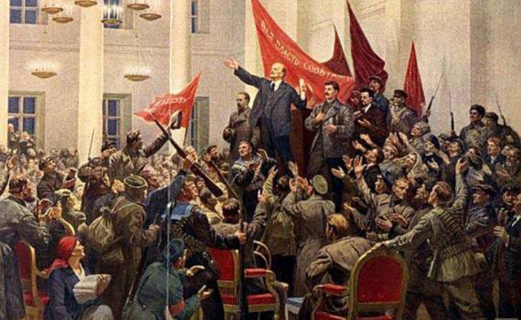 2017  год и эхо Великой Русской Революции